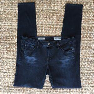 Ag knit luxe denim the legging super skinny H